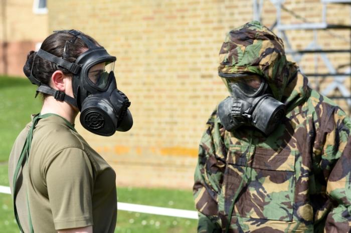 Michael Fallon skips defence debate to campaign inIlford